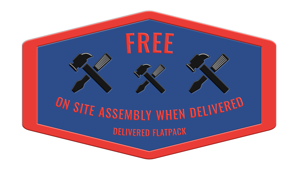 Free Assembley when Delivered